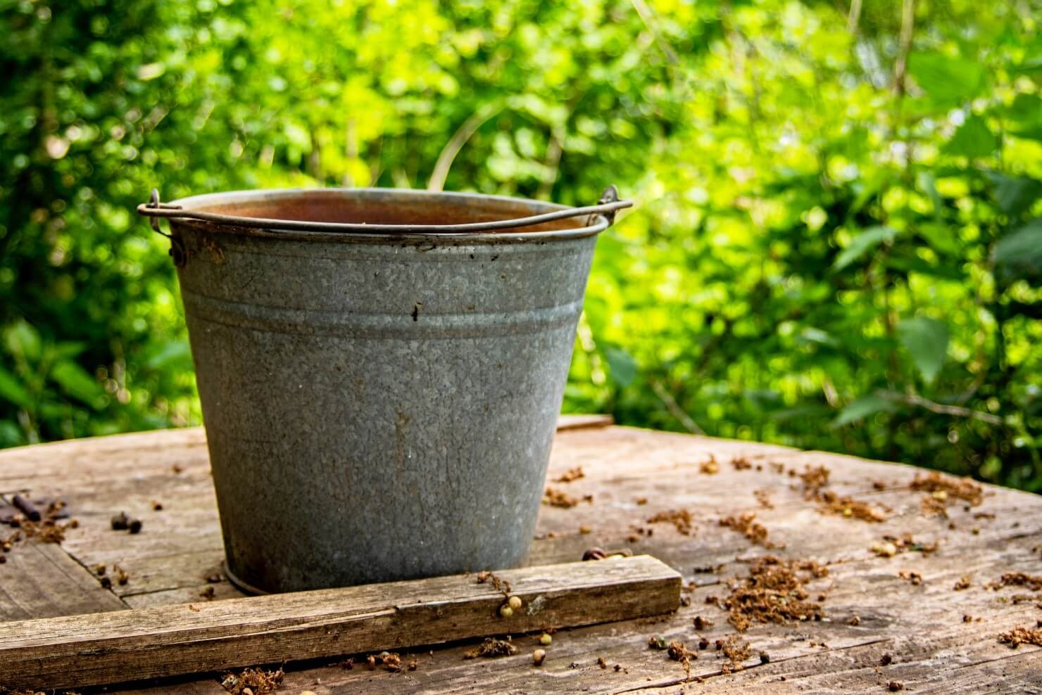 Heavy-duty Bucket